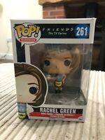 Funko Pop Friends - Rachel Green. Brand New. #261 Vaulted & Rare.
