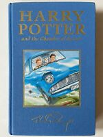 1st 1st Harry Potter Chamber of Secrets Deluxe Edition FINE UNREAD J.K. Rowling