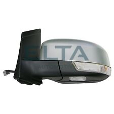 For Ford Focus MK2 1.4 1.6 1.8 04-12 Left (Black) Heated Electrical Door Mirror