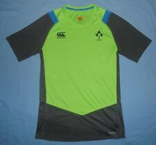 IRELAND Rugby NT / 2017-2018 Training - CANTERBURY - MENS Shirt / Jersey. Size M