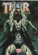 Marvel Masterpieces 2016 ''What If'' Base Card #6 Gorr The God Butcher #/ 1499