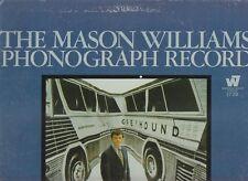MASON WILLIAMS - Phonograph Record VINYL [1968] (Warner Bros. WS 1729) NM