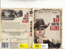 The Man From The Alamo-1953-Glenn Ford-Movie-DVD