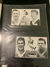 More details for cup tie stars of all nations. full set of cards including pele.  victor 1962