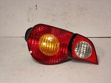 2003-2006 BMW Z4 DRIVER SIDE LEFT TAIL BRAKE LIGHT LAMP LENS ASSEMBLY  #7612