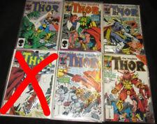 Thor U-PICK ONE #358,359,360,362 or 363 Marvel 1985-86 PRICED PER COMIC
