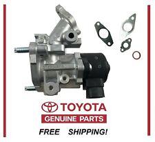 Genuine Toyota Prius 2010 - 2012 EGR Valve Kit Genuine OE OEM NEW