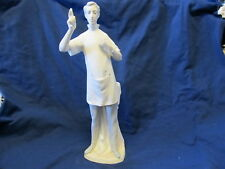 Lladro Spain Fine Tall Dentist Matt Finish Vintage Figurine 13 5/8� Xlnt Cond