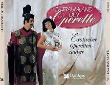 EXOTISCHER OPERETTENZAUBER / 3 CD-SET (VERLAG DAS BESTE OPE 054730) - NEU