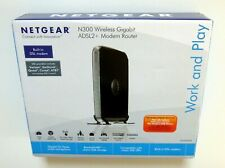 Netgear DGN3500 N300 Wireless-N Gigabit ADSL2+ Modem Router