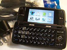 GOOD!!! LG Voyager vx10000 Camera QWERTY CDMA Touch Flip VERIZON Cell Phone