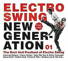 Electro Swing New Generation 01 von Compilation Elect...   CD   Zustand sehr gut