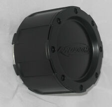 EAGLE ALLOYS 3226 PRO COMP LOGO 3293 FLAT MATTE BLACK WHEEL RIM CENTER CAP