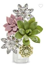 Bath & Body Works Succulents & Faux Gems Wallflowers Fragrance Plug In