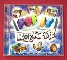 Pop It / Rock It! - 1 CD + 1 DVD - USADO - BUEN ESTADO