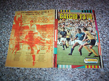 ALBUM figurine CALCIO 73-74 IL MONELLO COMPLETO(-6 FIG) TIPO CALCIATORI PANINI