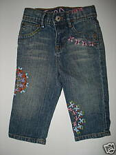 NWOT Baby Gap Treehouse Denim Cropped Jeans 12-18