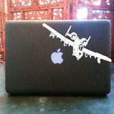 A-10 Thunderbolt macbook pro cool vinyl  decal sticker