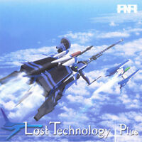Doujin Game Music CD THUNDER FORCE Ⅴ  Lost Technology Plus  w/OBI SS RARE!