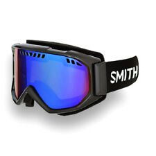Smith Scope Air Black Goggles w/ Green Sol X Lens
