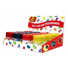 JELLY BELLY Mixed Gel Can Air Freshener - CDU of 12 - 15580A