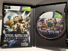 Steel Battalion: Heavy Armor (Microsoft Xbox 360)