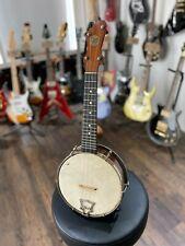 More details for vintage john grey & sons banjolele (1920's, made in england, banjo, ukulele)