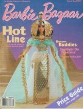 Barbie Bazaar Magazine March/April 1994 90's Vintage Collector's GOOD CONDITION