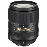 Nikon AF-S DX NIKKOR 18-300mm f/3.5-6.3G ED VR Zoom Lens