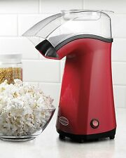 Nostalgia Counter Top 16 Cup Air Pop Popcorn Maker Red Style New Machine 4 oz