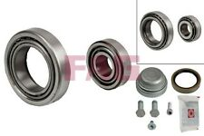 CHRYSLER CROSSFIRE 3.2 2x Wheel Bearing Kits Front 03 to 08 FAG Quality New