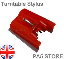 More details for numark ttusb tt1600 tt1610 tt1625 groovetool gt turntable stylus - new uk stock