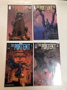 The Portent (2006) #1 2 3 4 1-4 (VF/NM) Complete Set Peter Bergting story/art
