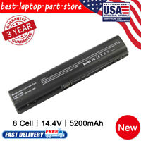 8C Battery for HP Pavilion DV9000 DV9200 DV9700 DV9500 HSTNN-IB40 448007-001 Lot
