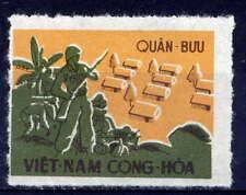 VIETNAM, SOUTH Sc#M2 1961 September Soldier Guarding Village MNH