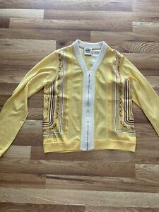 hermes wool & silk blend sweater