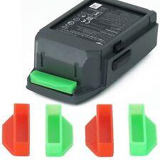 DJI Mavic Pro, Akku Schutzkappen, Battery Dustproof, Protection Tuning NEU DE