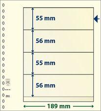 Lindner T-VUOTI-foglie con quattro tasche in 10er Pack PROD - 802 420
