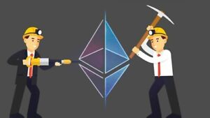 Cloud Mining - Ethereum -24h -365MHs up to 420MH average