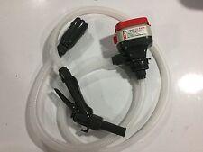 Koshin Battery Operated Flexable Inlet hose Transfer Pump