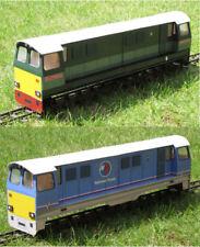 16mm SM32 or G gauge garden railway FUNKEY diesel body kit