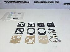 OEM WALBRO CARB REPAIR KIT STIHL FS36 FS40 FS44 FS81 FS86 FS88 FS106 K20-WAT