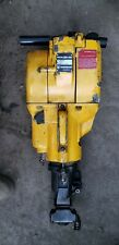 Pionjar model # 120 gas engine jack hammer - for parts only - local pickup