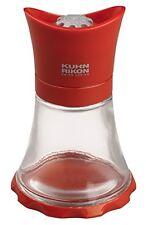 Kuhn Rikon 20426 - Mini Macinaspezie, Ceramica, Rosso (j4g)