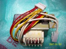 G E Microwave Low Voltage Transformer WB27X1108 genuine renewal part