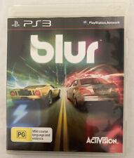 BLUR (2010) Playstation 3 - Multiplayer Arcade Car Racing - PS3 Game - VGC
