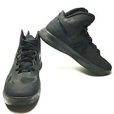 NIKE Hyperfuse Hi-Top Basketball Shoes Men's Size 12.5 (525022-004) (M-72)