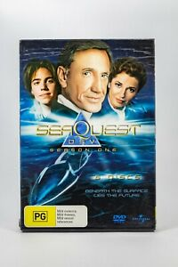 Seaquest DSV Season One DVD Set Region 4 90s TV Show