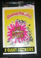 1986 Garbage Pail Kids Giant Series 1 Unopened Pack