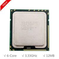 X5680 CPU Processor Six-Core 3.33GHz 12MB 6.40GT/s LGA1366